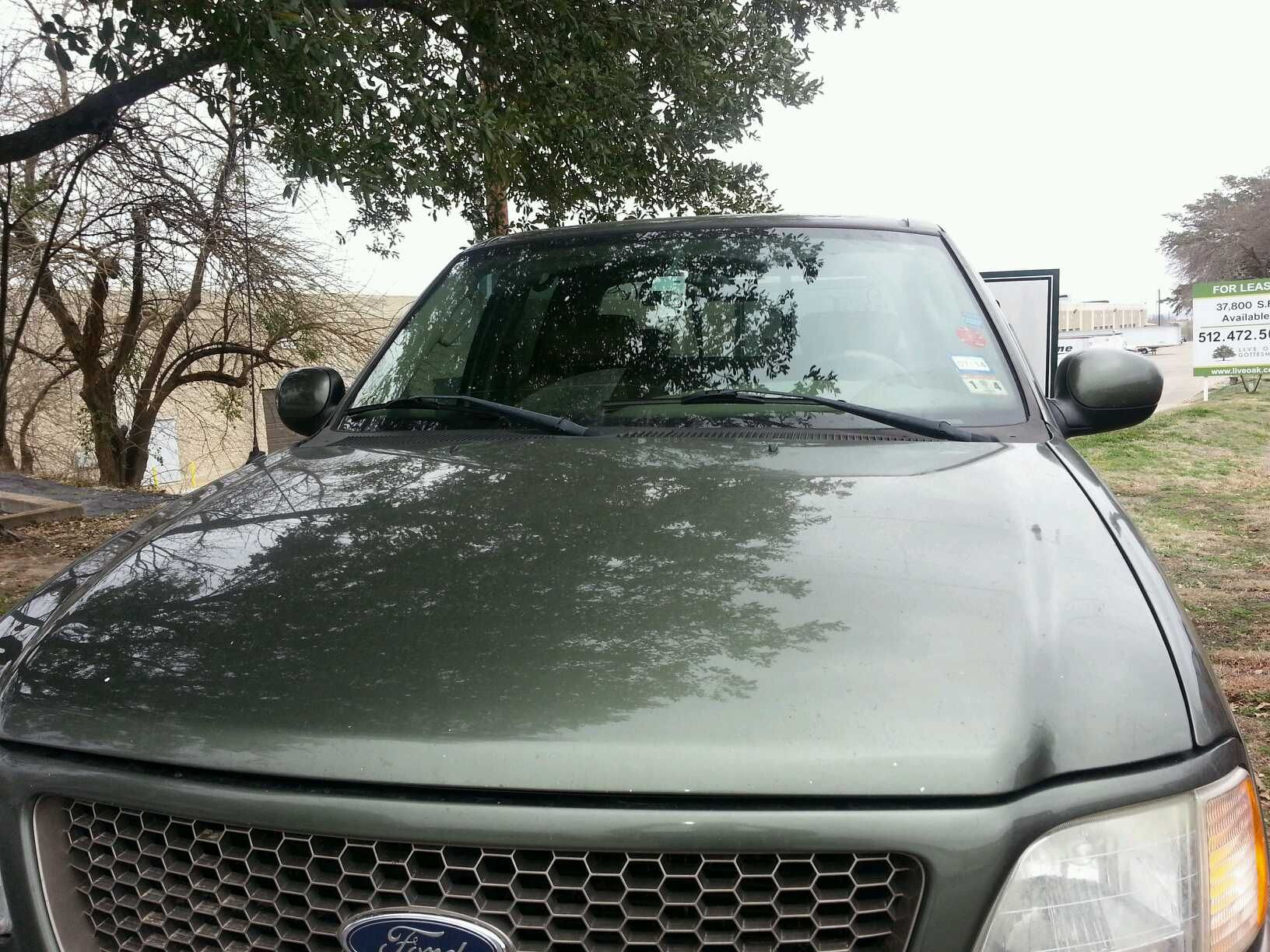 2013 f 150 supercab autos post for Windshield motor replacement cost