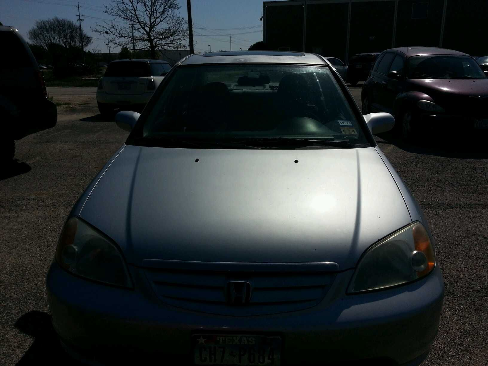 Service manual 2003 honda civic 4 door sedan windshield for 03 honda civic 4 door
