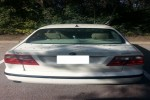 2003 Saab 9 5 4 Door Sedan Back Glass