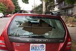 2003 Subaru Forester Back Glass