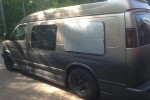 2004 Chevrolet Express Van Quarter Glass Passenger Side