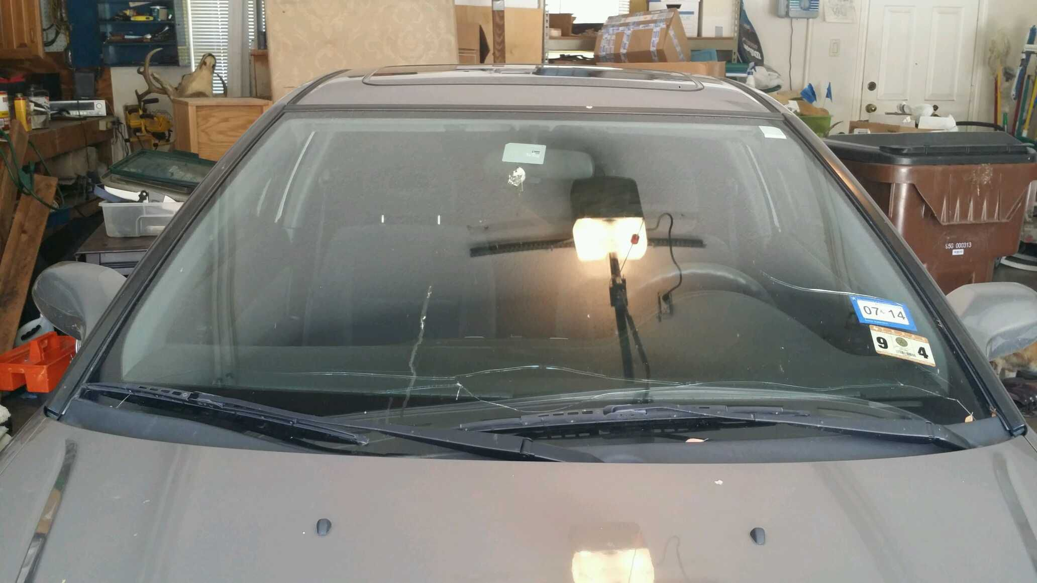 2004 honda civic 4 door sedan windshield for Honda civic windshield replacement cost