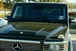 2004 Mercedes Benz G500 Windshield   Rain Sensor, Light Sensor, Heated