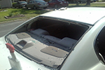 2004 Nissan Altima 4 Door Sedan Back Glass Replacement