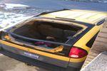 2004 Pontiac Aztek Back Glass