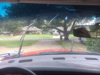 2005 Dodge 1500 Pickup 2 Door Standard Cab Windshield
