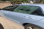 2005 Honda Accord 4 Door Sedan Rear Driver's Side Door Glass