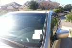 2005 Honda Odyssey Windshield Replacement