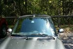 2005 MINI Cooper 2 Door Convertible Windshield