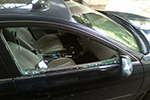 2005 Nissan Altima 4 Door Sedan Door Glass Front Passenger Side Replacement