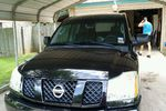2005 Nissan Titan 4 Door Crew Cab Windshield