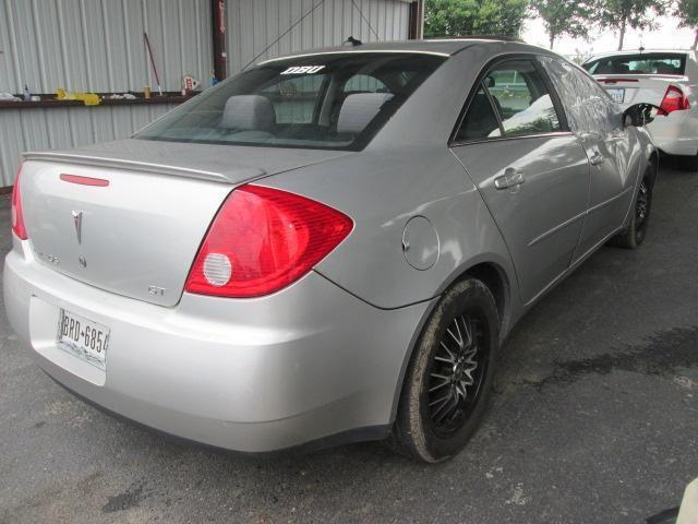 2005 Pontiac G6 4 Door Sedan Front Penger S Side Gl