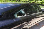 2005 Volvo S60 Rear Passenger's Side Vent Glass