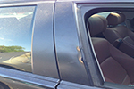 2006 BMW 325 4 Door Sedan Door Glass Front Passenger Side Replacement