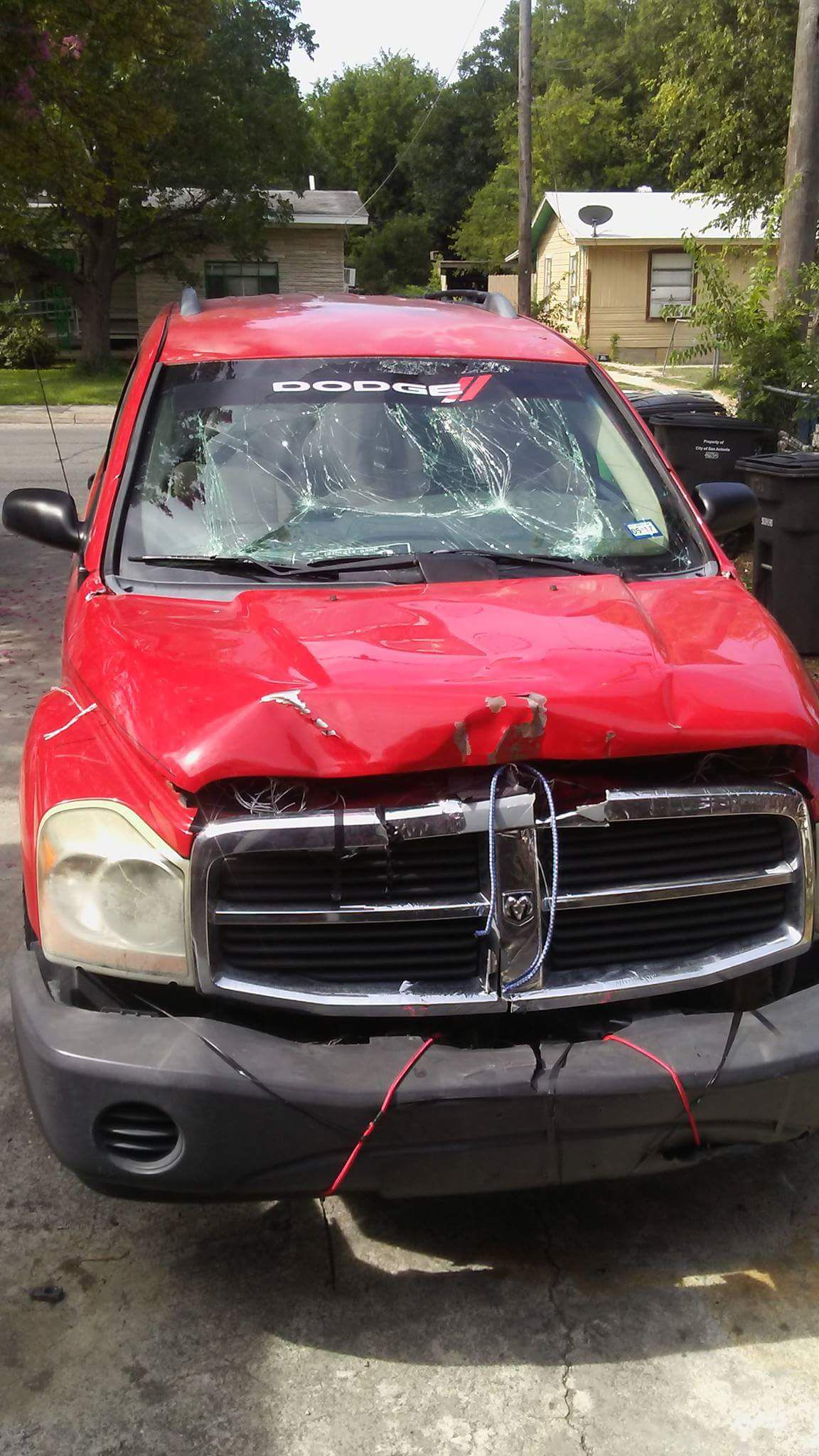 2006 Dodge Durango Windshield