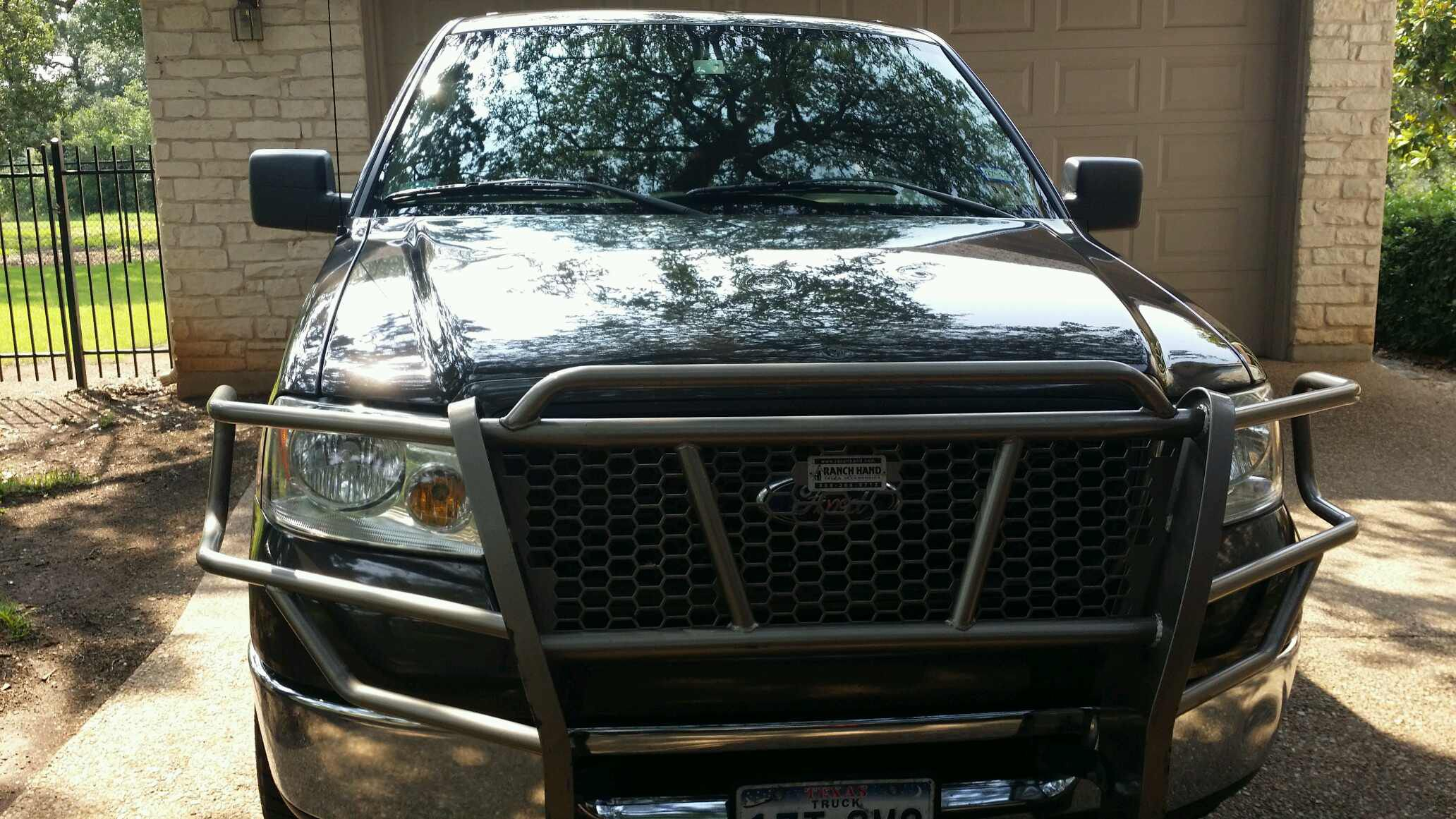 Ford F150 Crew Cab >> 2006 Ford F 150 4 Door Crew Cab Windshield F150 Logo in ...