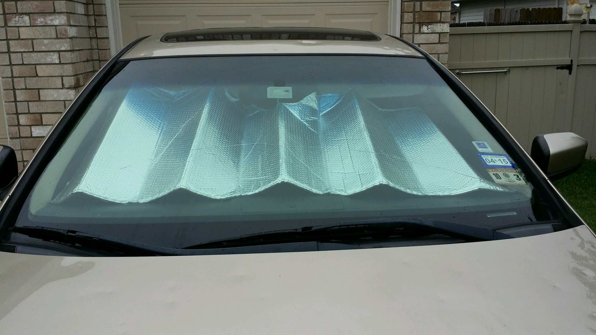 2006 honda accord 2 door coupe windshield