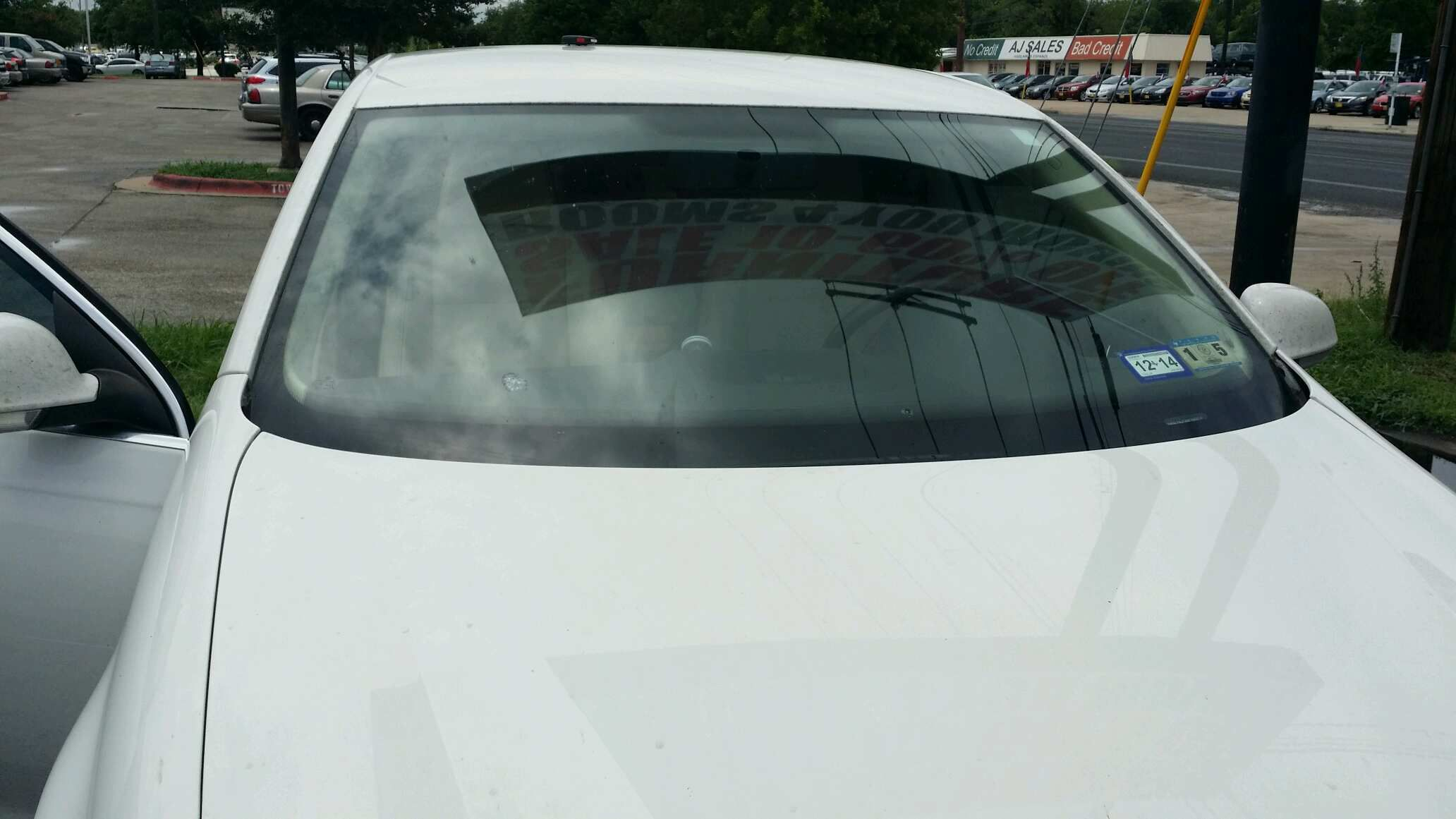 2006 honda civic 4 door sedan windshield