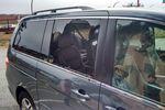 2006 Honda Odyssey Rear Passenger's Side Door Glass