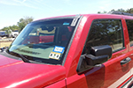 2006 Jeep Commander Windshield Replacement