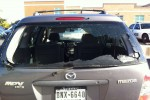 2006 Mazda MPV Back Glass Replacement