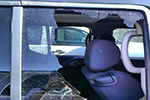 2006 Nissan Frontier Pickup 4 Door Crew Cab Door Glass Rear Passenger Side Replacement