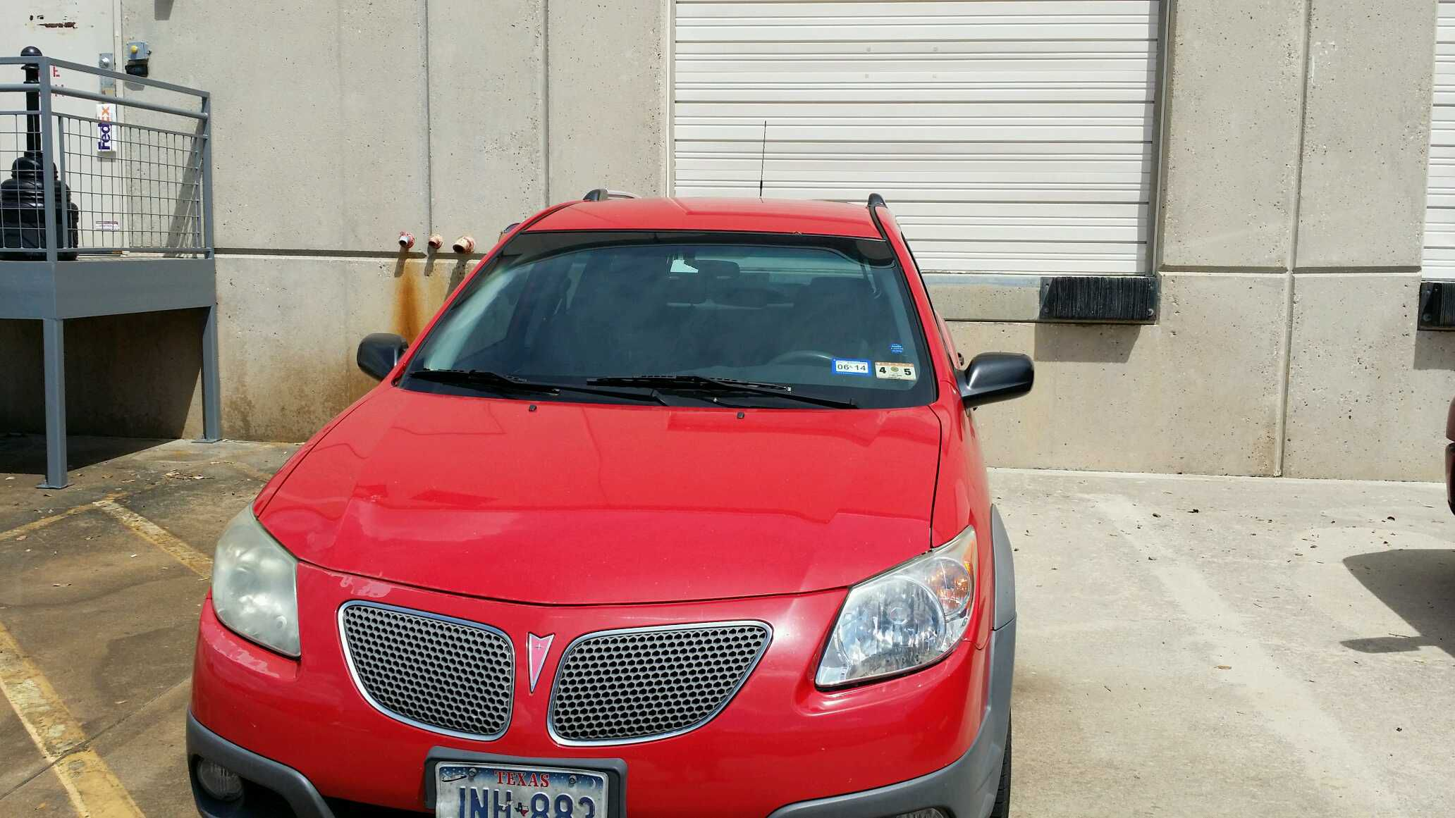 Pontiac Vibe Windshield