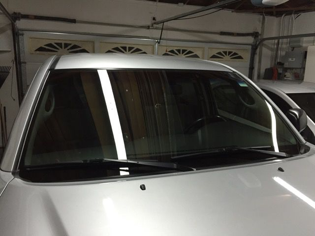 Toyota Tacoma Door Crew Cab Windshield