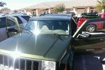 2007 Jeep Commander Windshield Replacement
