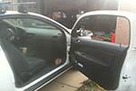 2007 Pontiac G5 2 Door Coupe Door Glass Front Passenger Side