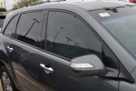 2008 Acura MDX Door Glass   Front Passenger's Side