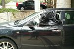 2008 Chevrolet Malibu 4 Door Sedan Windshield