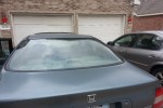 2008 Honda Civic 4 Door Sedan Back Glass Replacement
