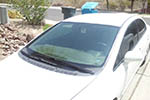 2008 Honda Civic 4 Door Sedan Windshield Replacement