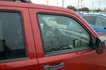 2008 Jeep Liberty Door Glass   Front Passenger's Side Replacement