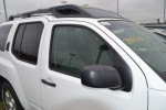 2008 Nissan Xterra Door Glass   Front Passenger's Side Replacement