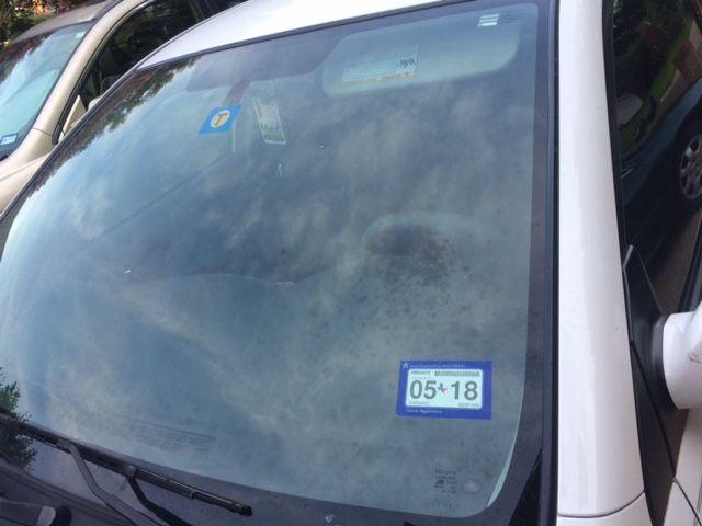 Toyota Corolla Door Sedan Windshield