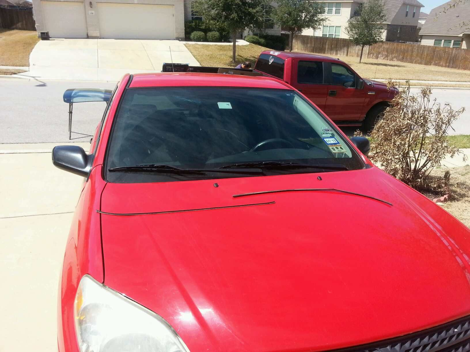 Toyota Celica Windshield Replacement >> 2008 Toyota Matrix Windshield