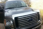 2009 Ford F 150 4 Door Crew Cab Windshield   Rain Sensor