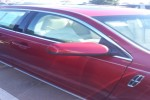 2009 Lincoln MKS Door Glass   Front Passenger's Side