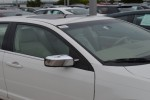 2009 Lincoln MKZ Door Glass   Front Passenger's Side