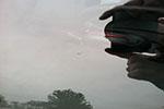 2009 MINI Cooper 2 Door Convertible Windshield