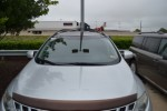 2009 Nissan Murano 4 Door Utility Windshield Replacement