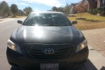 2009 Toyota Camry 4 Door Sedan Windshield