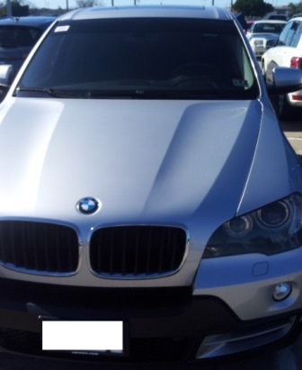2010 Bmw X5 Windshield