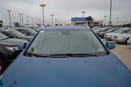 Cadillac Srx Windshield With Rain Sensor
