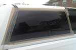 2010 Dodge 1500 Pickup 4 Door Crew Cab Back Glass Replacement