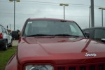 2010 Jeep Liberty Windshield With Rain Sensor