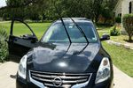2010 Nissan Altima 4 Door Sedan Windshield