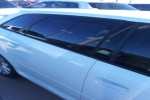 2011 Audi A3 4 Door Hatchback Door Glass   Rear Passenger's Side